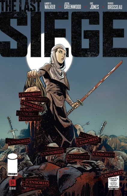 The Last Siege CBLDF