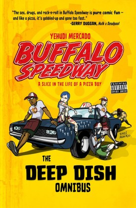 Buffalo Speedway cover