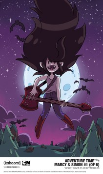 ADVENTURE TIME MARCY & SIMON #1 2