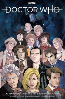 Doctor Who The Thirteenth Doctor #0 NYCC Variant