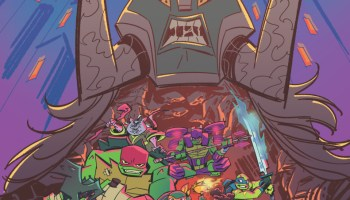 Preview: TMNT: Rise of the TMNT: Sound Off! #1 (of 3