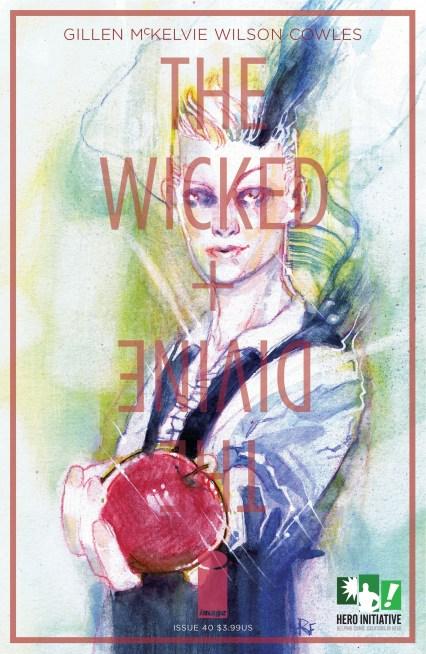 Wicked + Divine Her Initiative