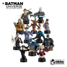 batman universe busts
