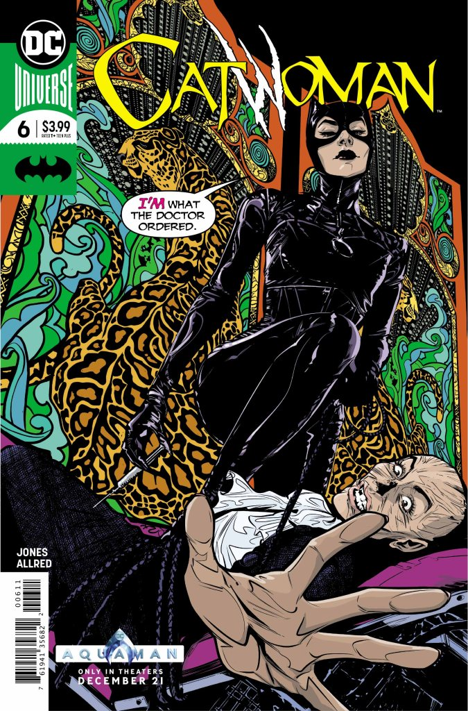 Catwoman #6