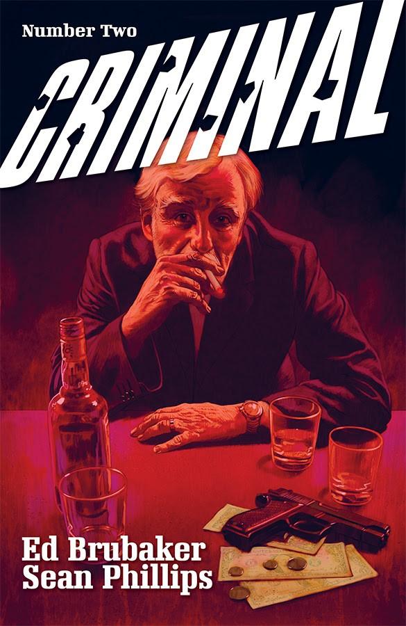 Criminal #2 cover