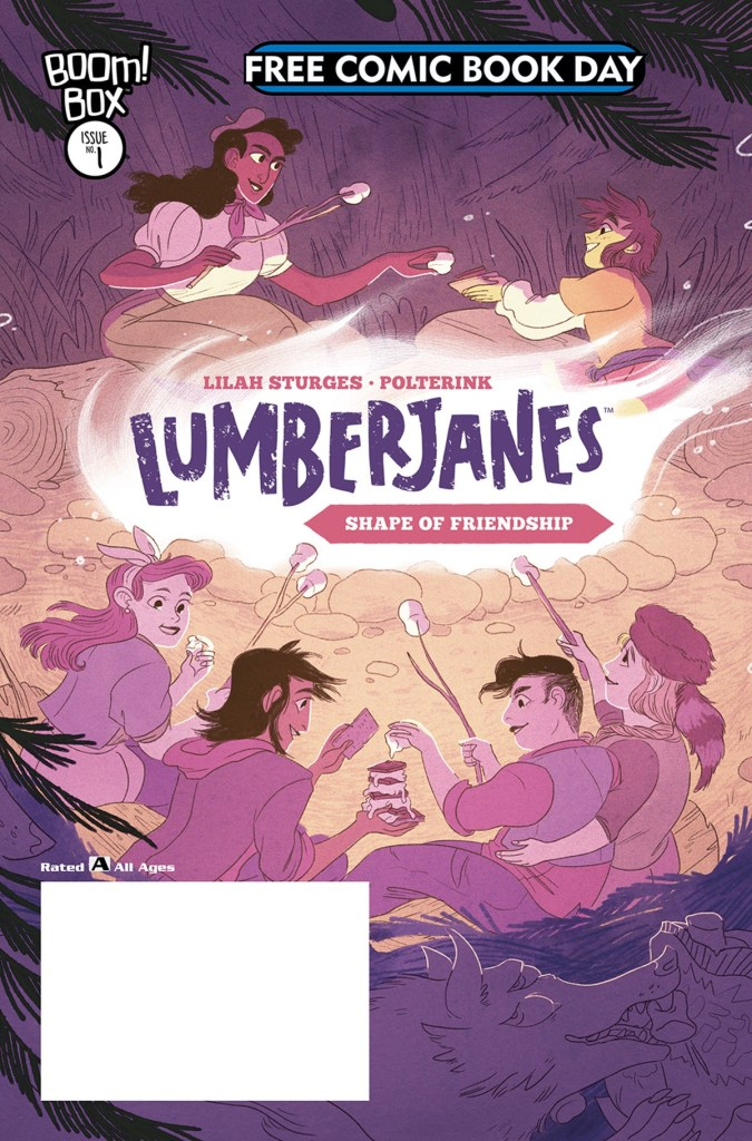 Lumberjanes: The Shape of Friendship FBCD Special