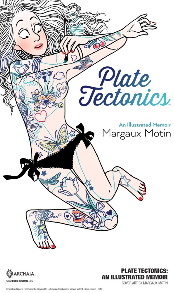 Plate Tectonics cover