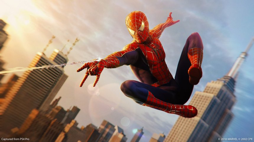 Sam Raimi Spider-Man for Marvel's Spider-Man on Playstation 4