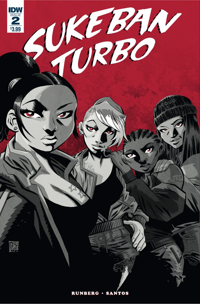 Sukeban Turbo #2