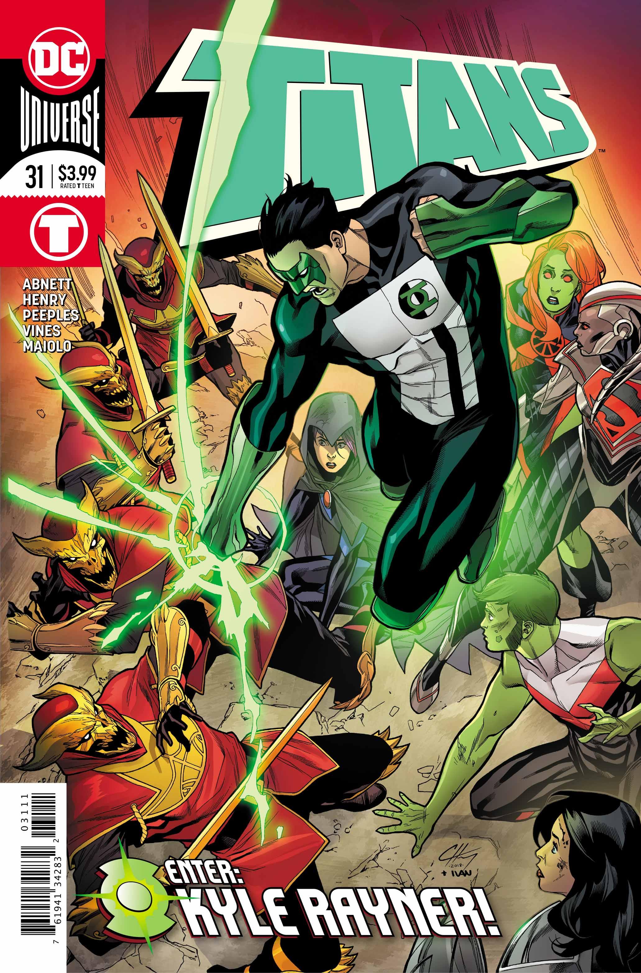 Preview: Titans #31