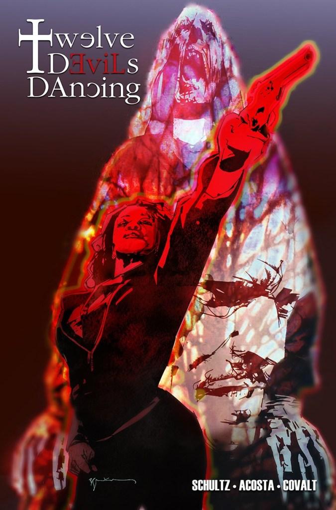 Twelve Devils Dancing TPB