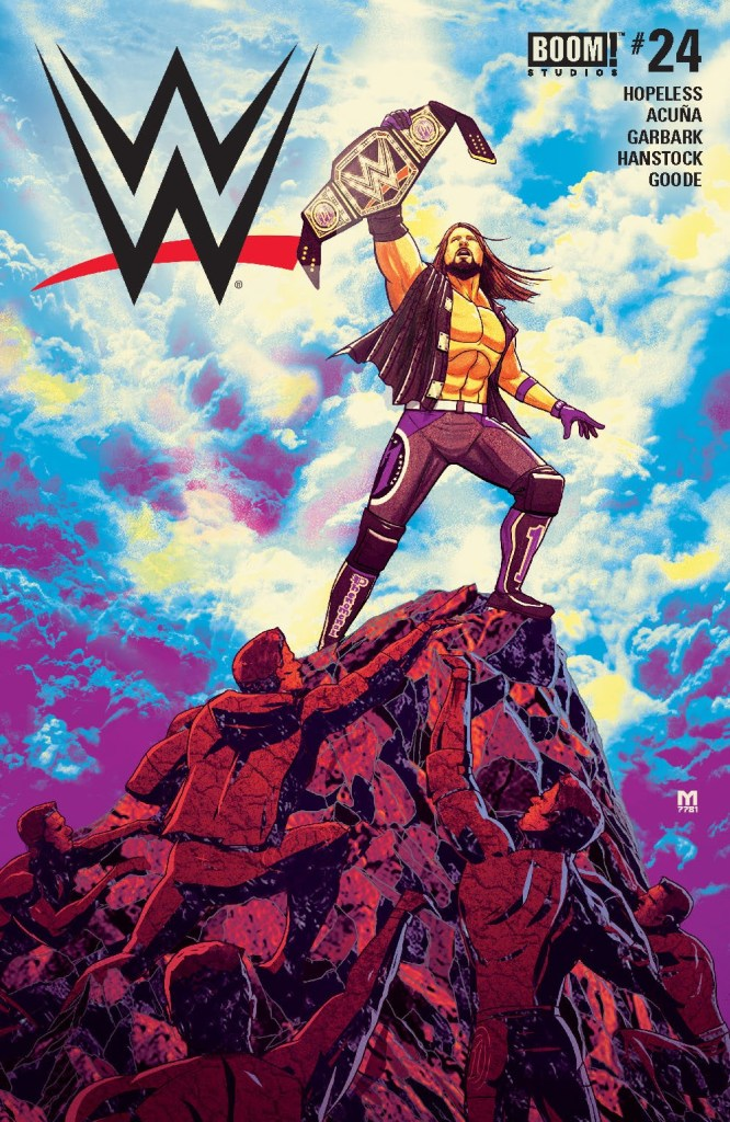 WWE #24