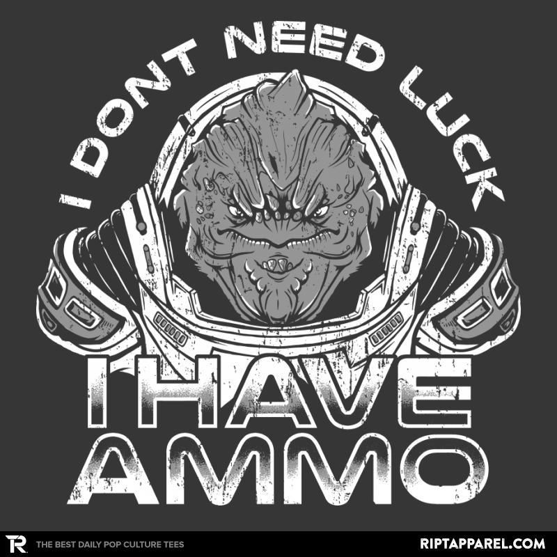 Luck Ammo