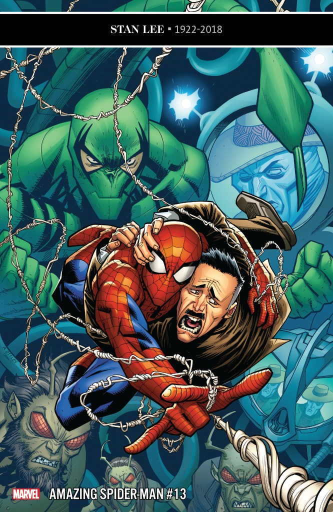 The Amazing Spider-Man #13