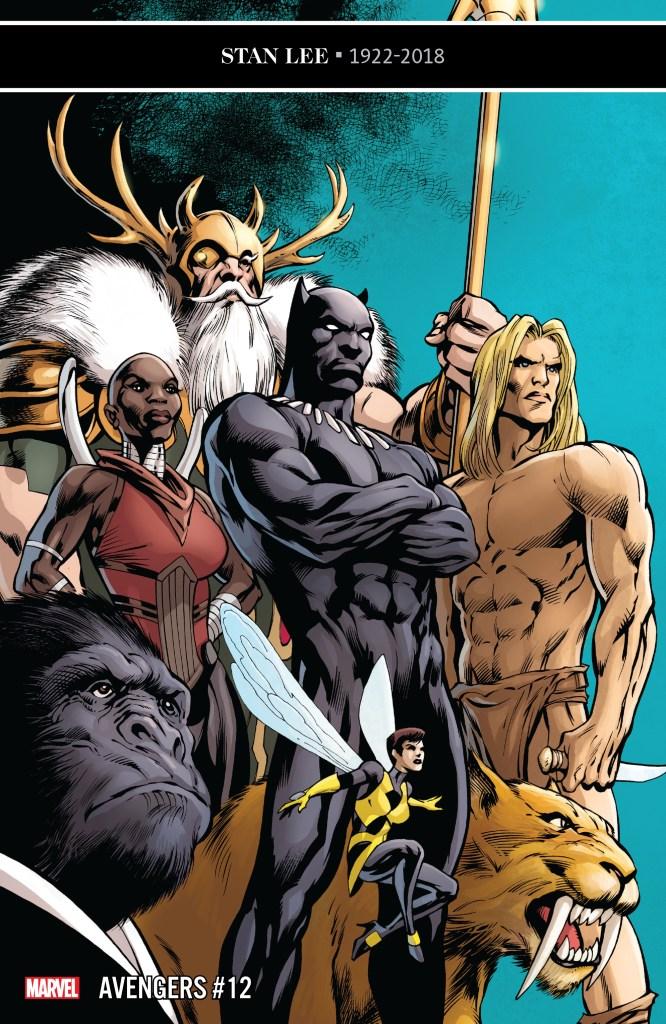 The Avengers #12