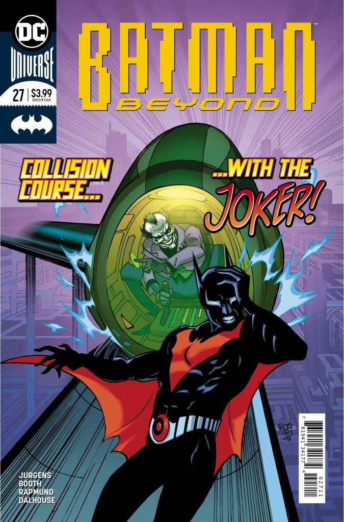 Batman Beyond #27