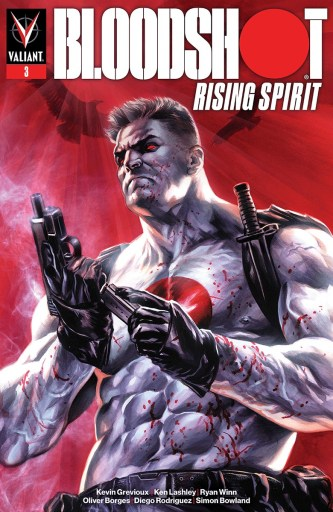Bloodshot Rising Spirit #3