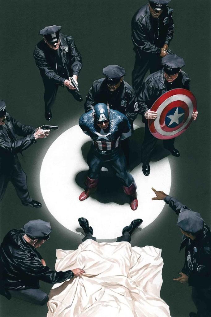 Captain America #7