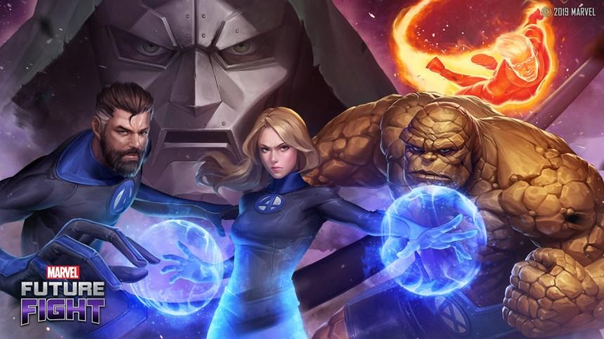 Marvel Future Fight Fantastic Four