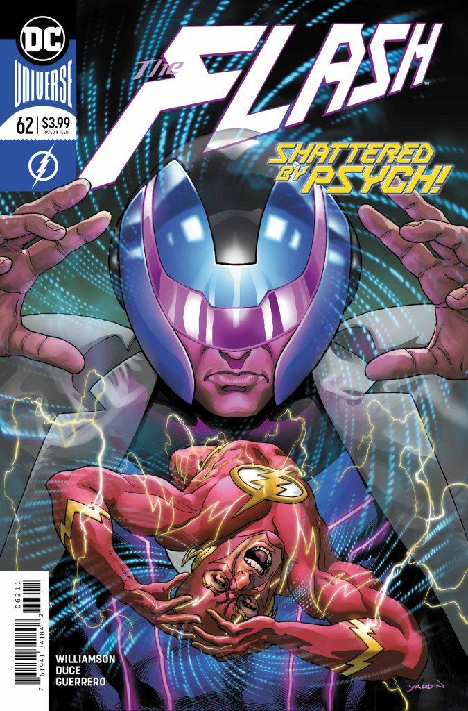 The Flash #62