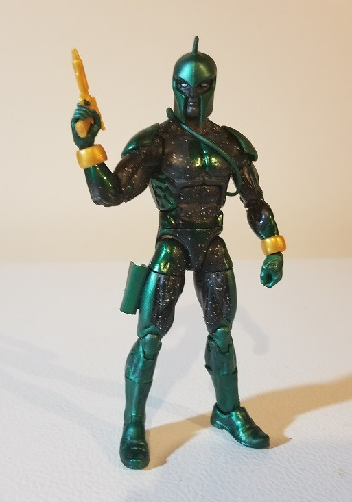 Marvel Legends Captain Marvel Genis-Vell