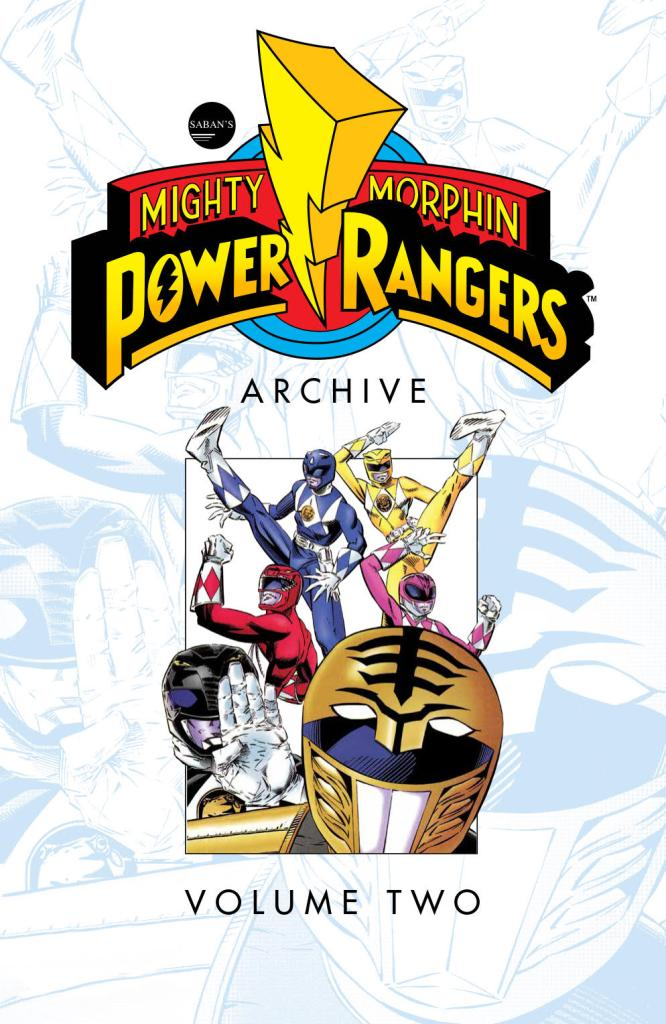 Mighty Morphin Power Rangers Archive Vol. 2 SC