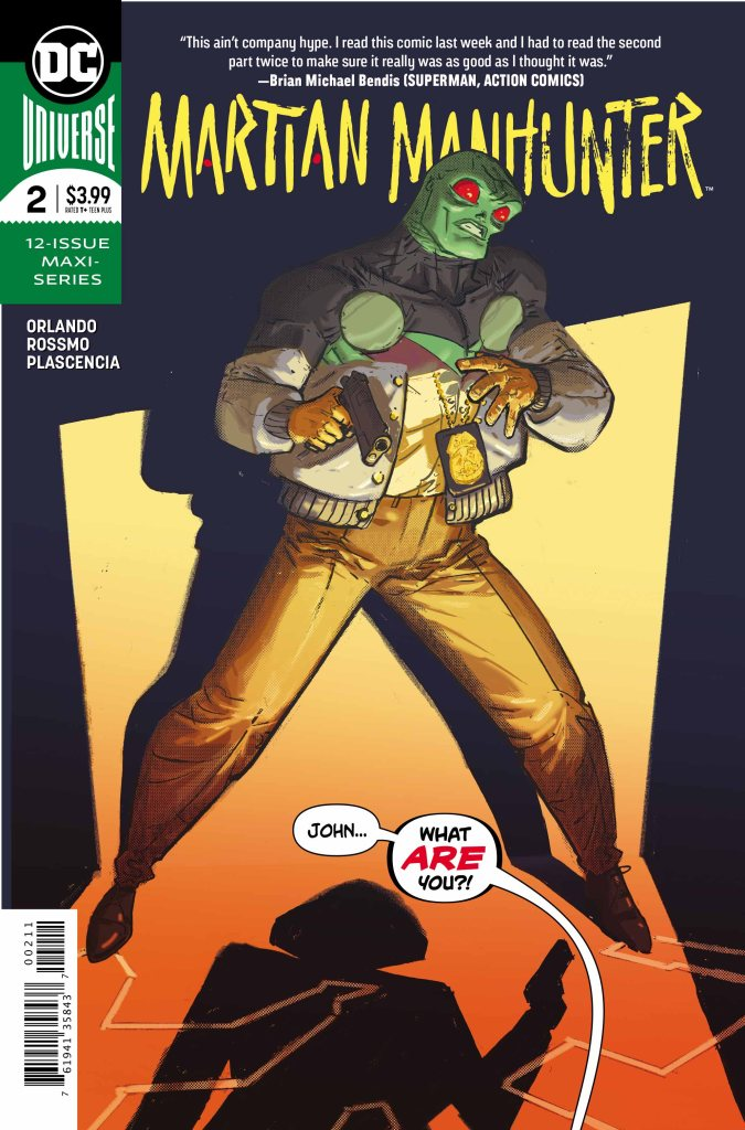 Martian Manhunter #2