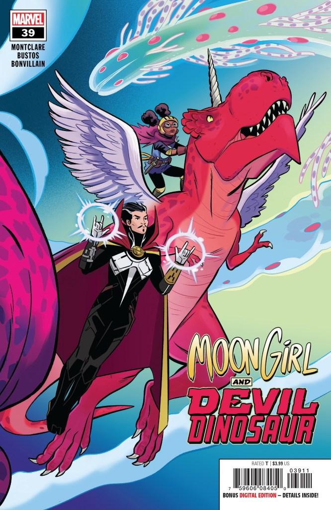 Moon Girl and Devil Dinosaur #39