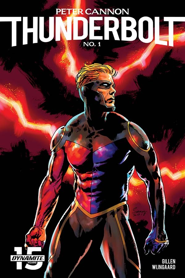 Peter Cannon Thunderbolt #1