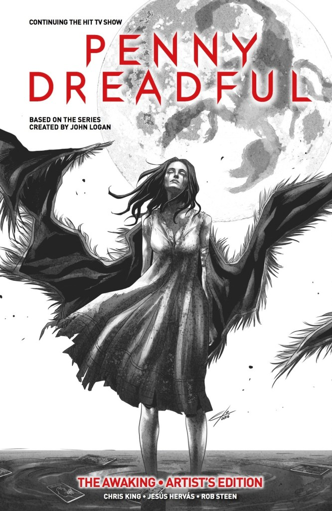 PENNY DREADFUL: THE AWAKING – ARTIST'S EDITION