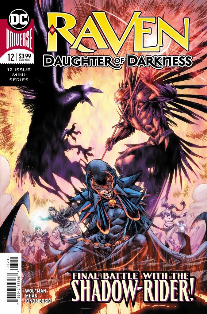 Raven: Daughter of Darkness #12