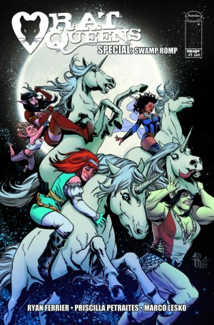 Rat Queens: Swamp Romp