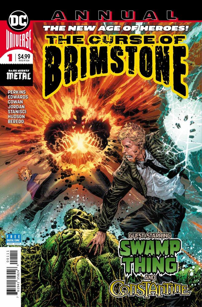 The Curse of Brimstone Annual #1