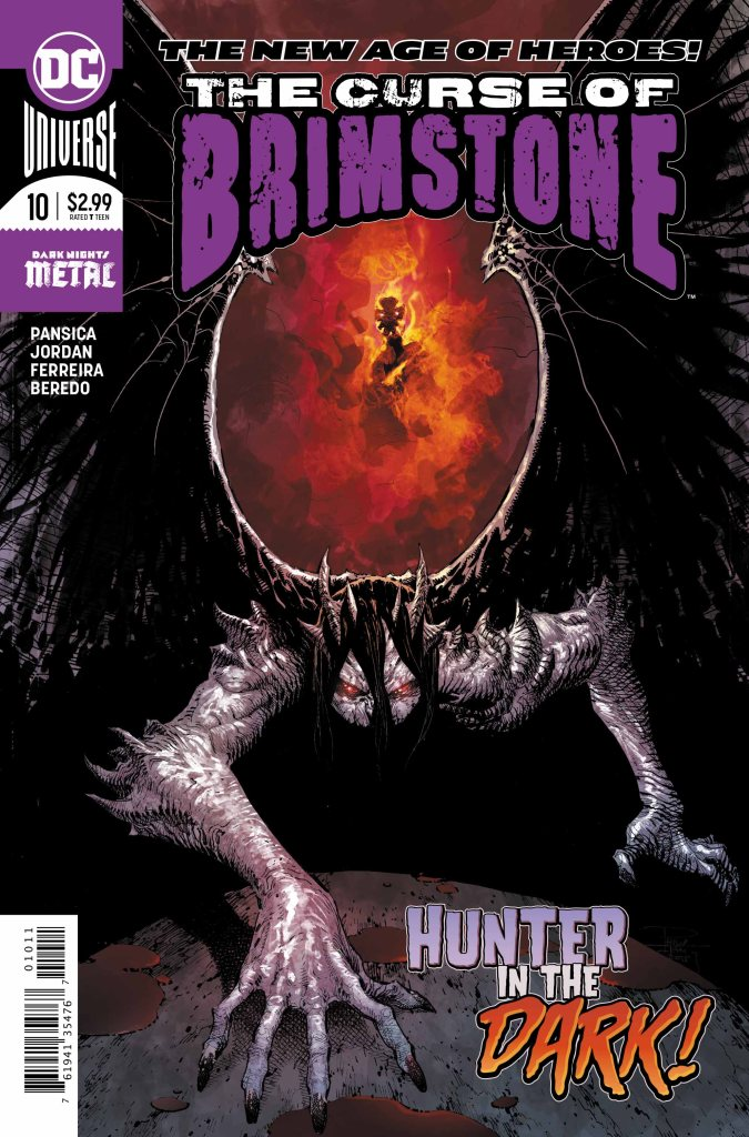 The Curse of Brimstone #10