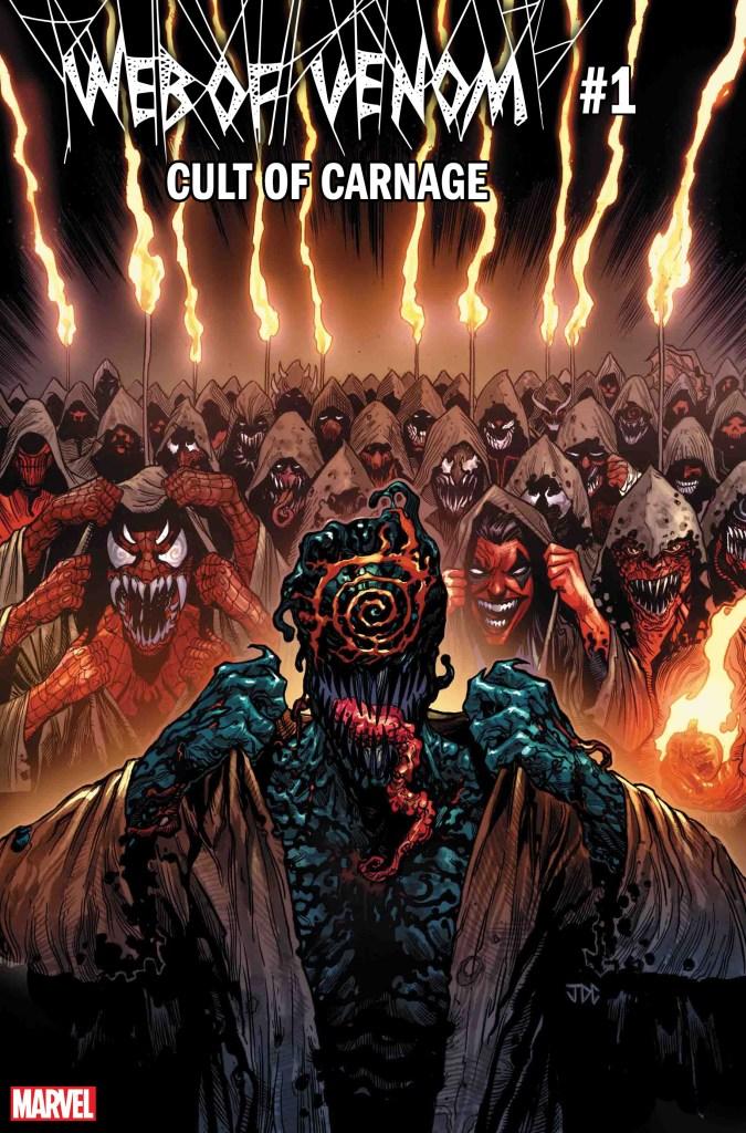 Web of Venom: Cult of Carnage #1
