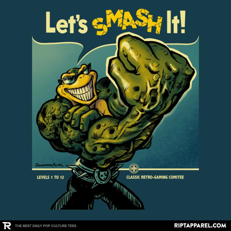 Rash Can Smash It!