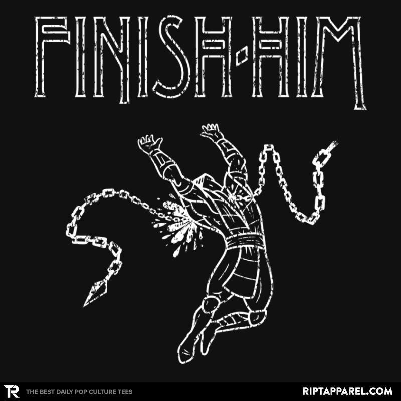 Finish Him Scorp!