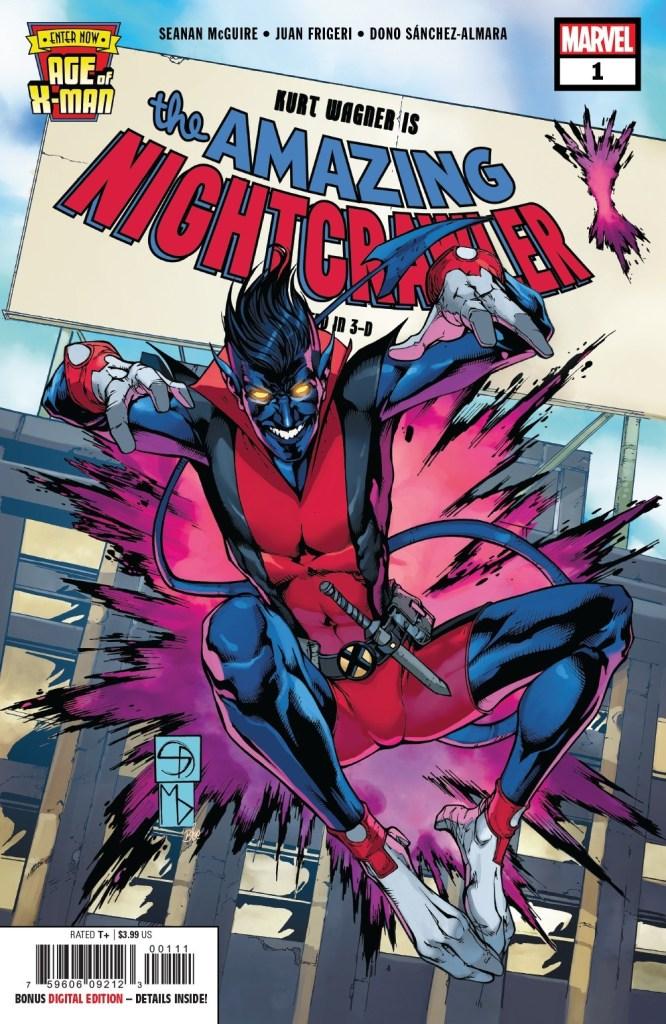 Age of X-Man: The Amazing Nightcrawler #1