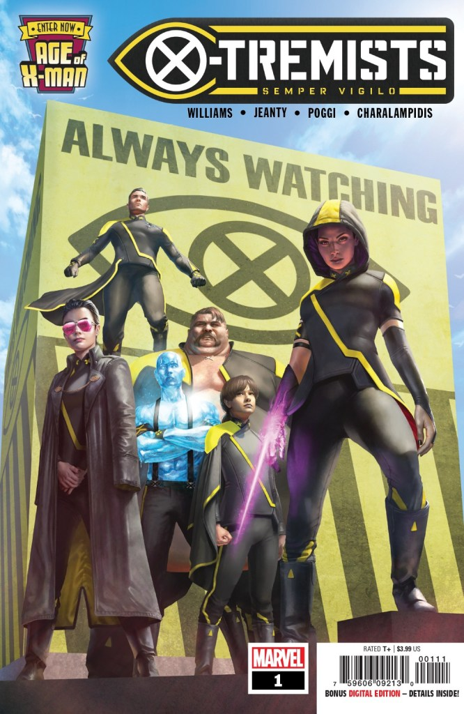 Age of X-Man: X-Tremists #1 (of 5)