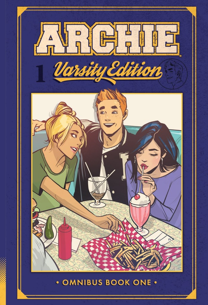 ARCHIE: VARSITY EDITION VOL. 1 (HC)