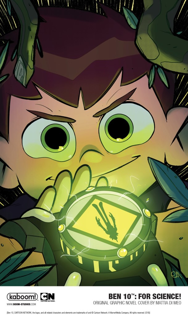 Ben 10: For Science!