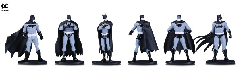 Batman: Black and White Wave 1