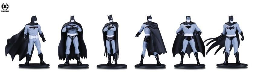 Batman: Black and White Wave 1