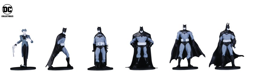 Batman: Black and White Wave 3
