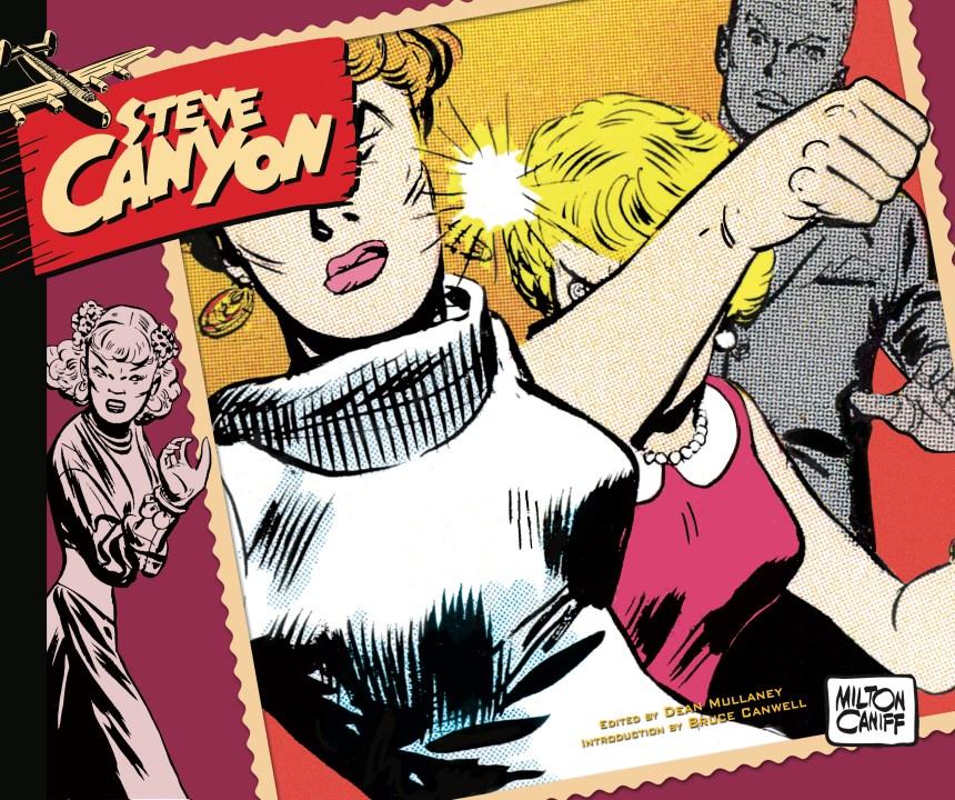 Steve Canyon, Vol. 9: 1963-1964
