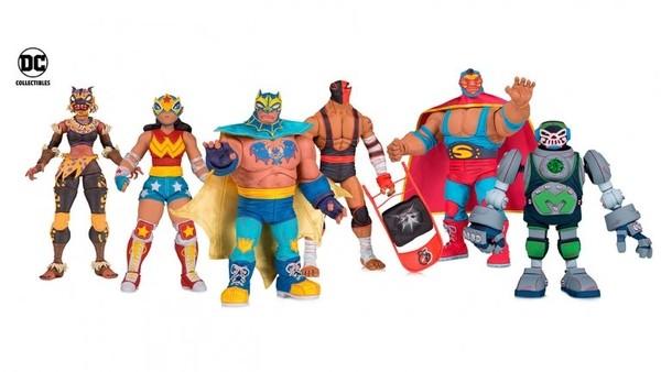 DC ¡Lucha Explosiva!