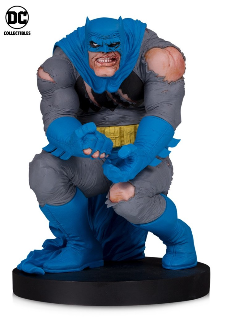 BATMAN BY FRANK MILLER STATUE