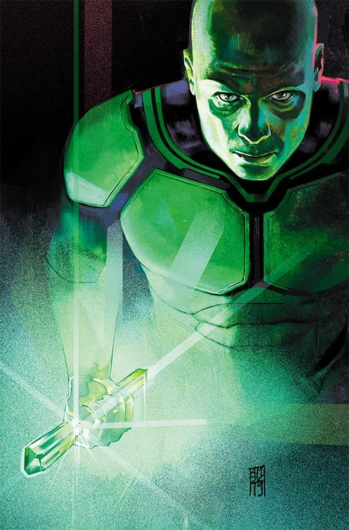 DC'S Year of the Villain Maleev Variant