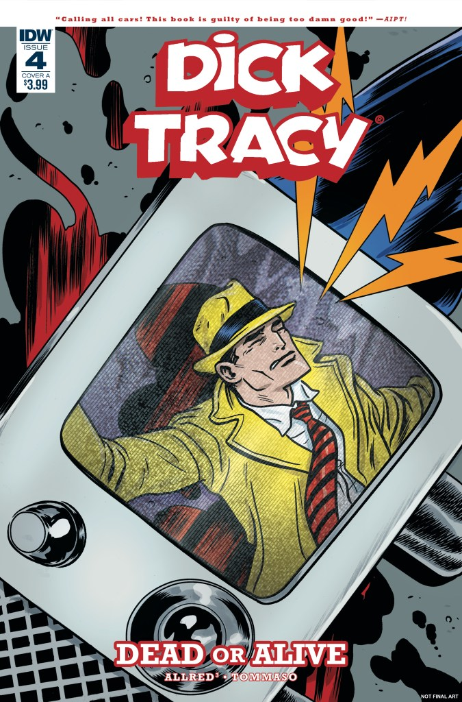 Dick Tracy: Dead or Alive #4