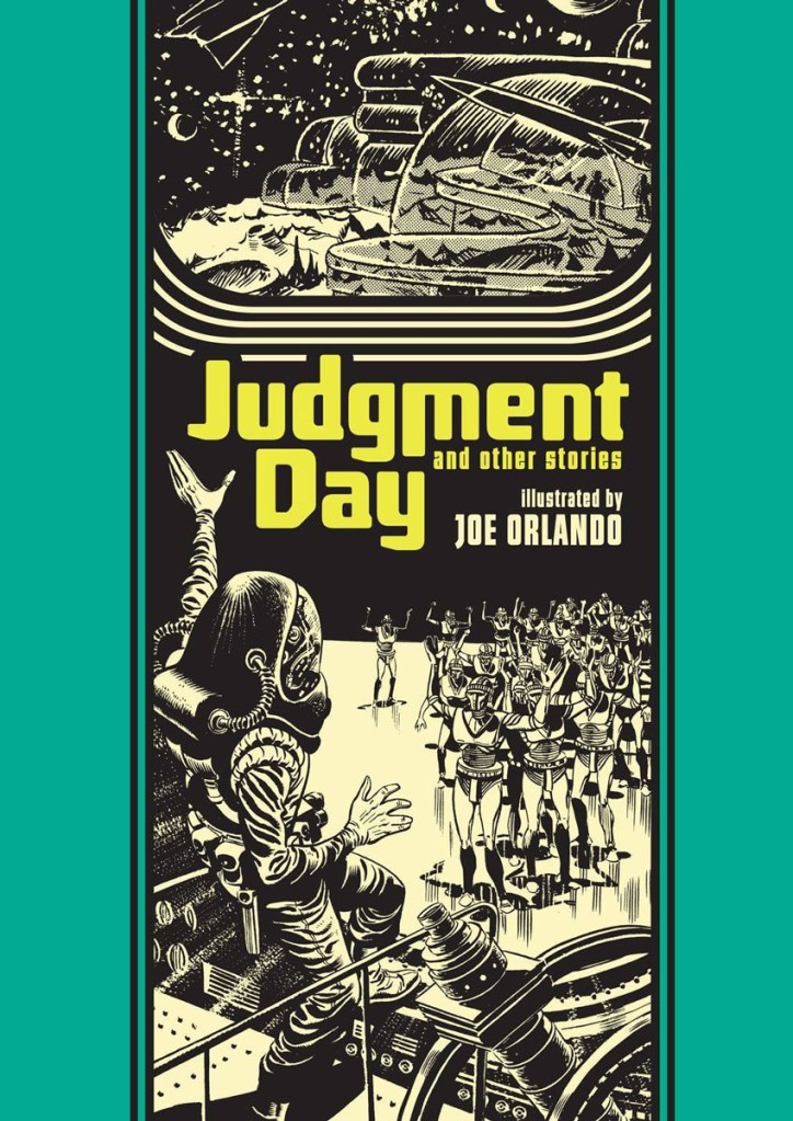 Weird Fantasy Judgement Day